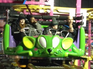 On an outing to Funderland